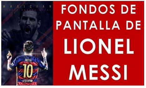 Descargar Fondos De Lionel Messi 2018 Ayuda Celular