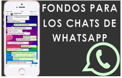 Fotos para poner de fondo en whatsapp