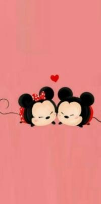 Descargar Fondos De Pantalla De Minnie Y Mickey Mouse Ayuda Celular
