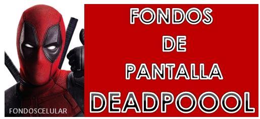 Fondos De Pantalla De Deadpool Para El Celular