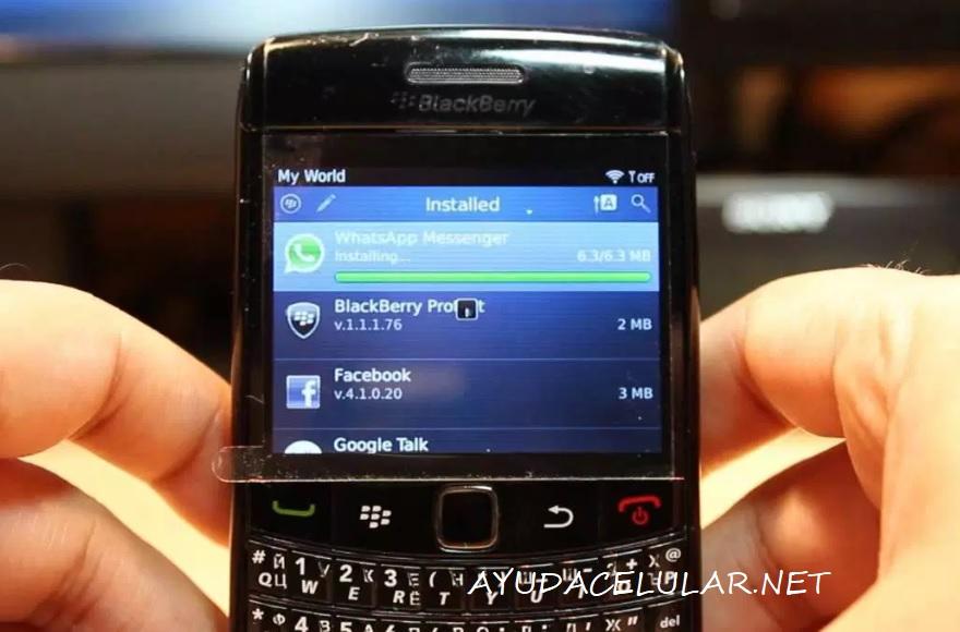 descargar apk de whatsapp para blackberry 8520