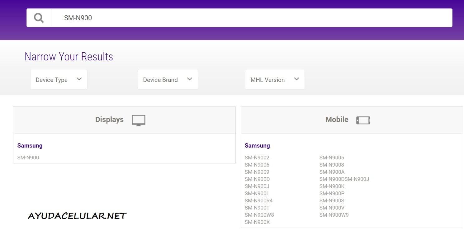 Cómo saber si mi celular es compatible con MHL? - Ayuda Celular