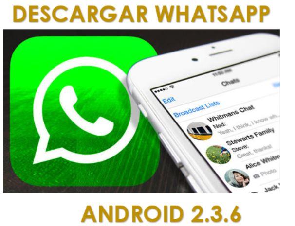 descargar whatsapp apk para android 2.3