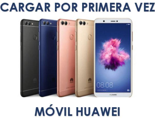 Primera Carga Así Debes Cargar La Batería De Un Huawei Por Primera Vez Ayuda Celular