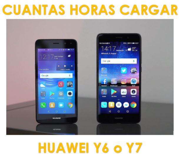 Cuantas Horas Cargar Un Huawei Y6 O Y7 Por Primera Vez Ayuda Celular