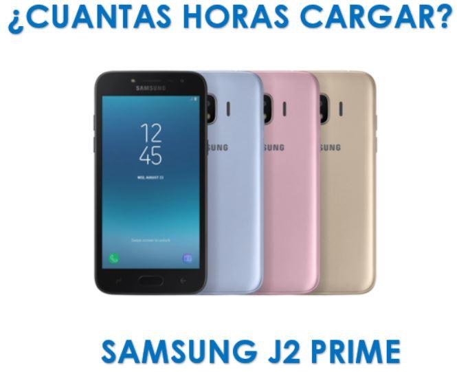 Cuantas Horas Cargar Un Samsung Galaxy J2 Prime Ayuda Celular