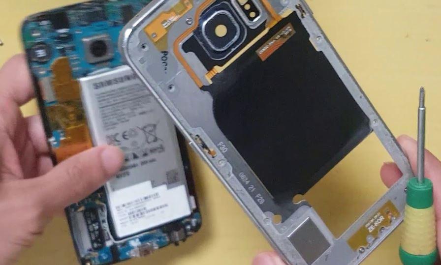 Solución La Batería De Samsung Galaxy S6 Dura Poco Ayuda Celular