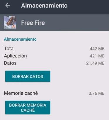 Solucion Error Gs 4 De Free Fire Problema De Conexion Ayuda Celular