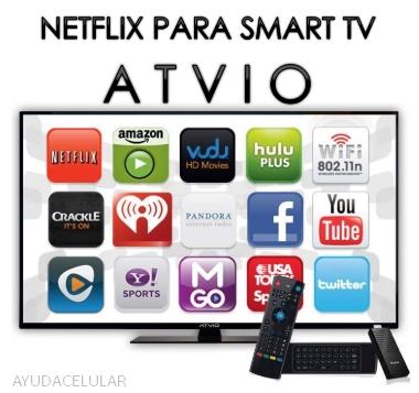 como descargar netflix en una samsung smart tv