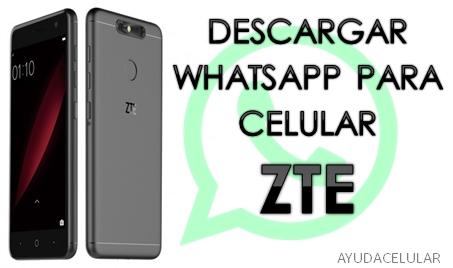 descargar whatsapp gratis para zte r3000