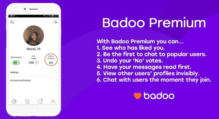 descargar badoo premium gratis para iphone