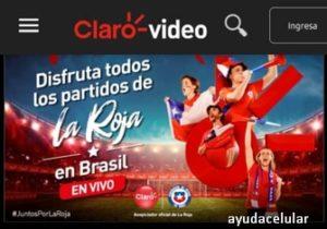 🥇 【 Claro Video 】 ▷ Ver los partidos de la Copa América