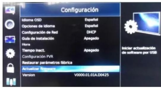 actualizar firmware smart tv bgh ble4613rt